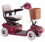 Used Mobility Scooter Parts